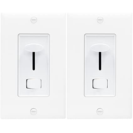 Light Switch Dimmer LED by Enerlites 59302 3 Way Dimmer Switch In