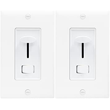 light switch dimmer led by enerlites 59302 3 way dimmer switch in wall dimmer switch
