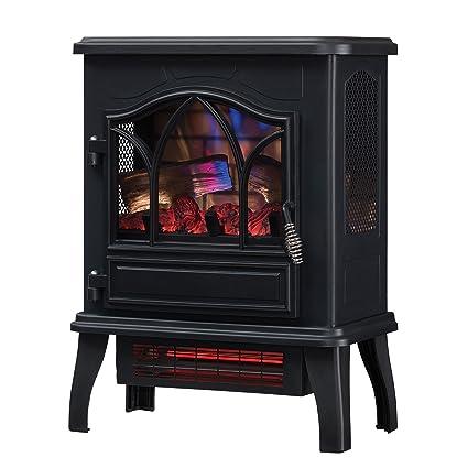 amazon com duraflame dfi 470 04 infrared quartz fireplace stove rh amazon com LED Log Set Duraflame Electric Duraflame Electric Logs with Heater