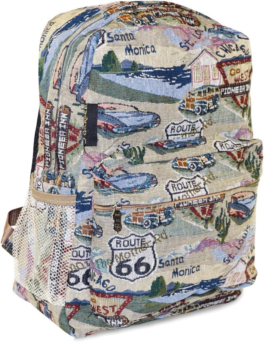 J Garden Route 66 Backpack