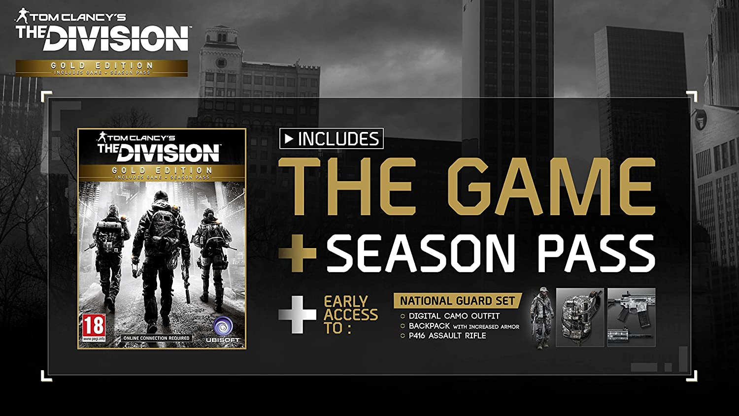 Bon plan amazon uk pc dvd tom clancy 39 s the division - Https reglement pass fr ...