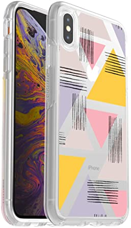 Otterbox Symmetry Series Case For Iphone Xs Max Retail Packaging Love Triangle