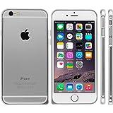 iphone 6 Plus 5.5 バンパーアルミケース シルバー