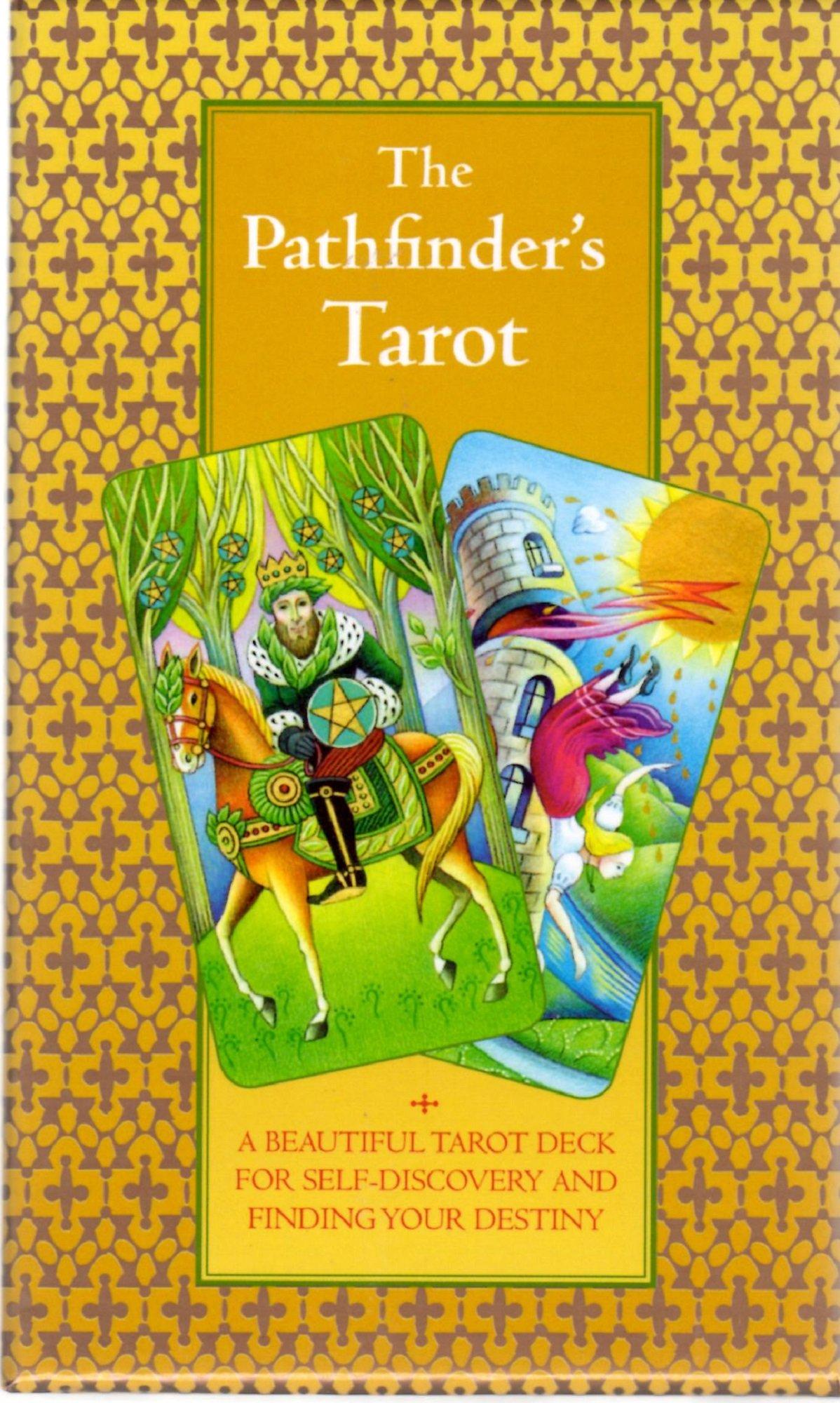 Pathfinders Tarot: David Fontana: 9781780280424: Amazon.com ...
