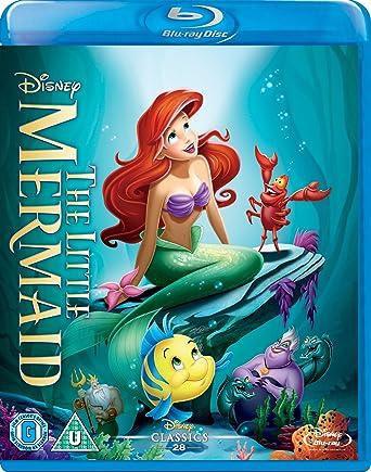 The Little Mermaid 2013 1080p BluRay x264 DTS 5 1 MSubS - Hon3y