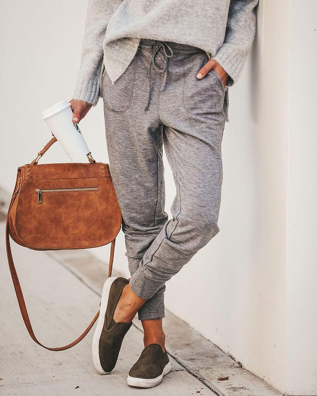 Liliduo New Women Fashion Casual Jogger Dance Harem Sport Pants Baggy Slacks Trousers Sweatpants