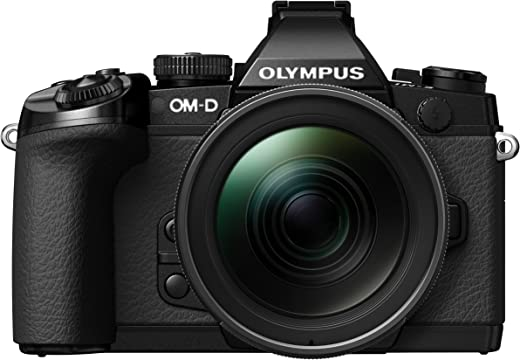Olympus Compact System Camera 16.3MP 3 Inch Tiltable Touch Screen LCD