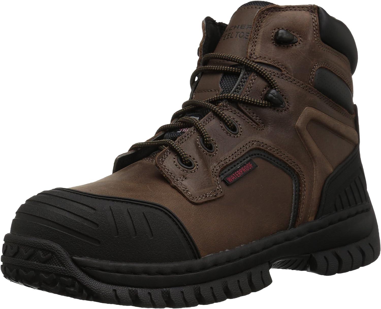 Skechers Men's Hartan Onkin Work Boot