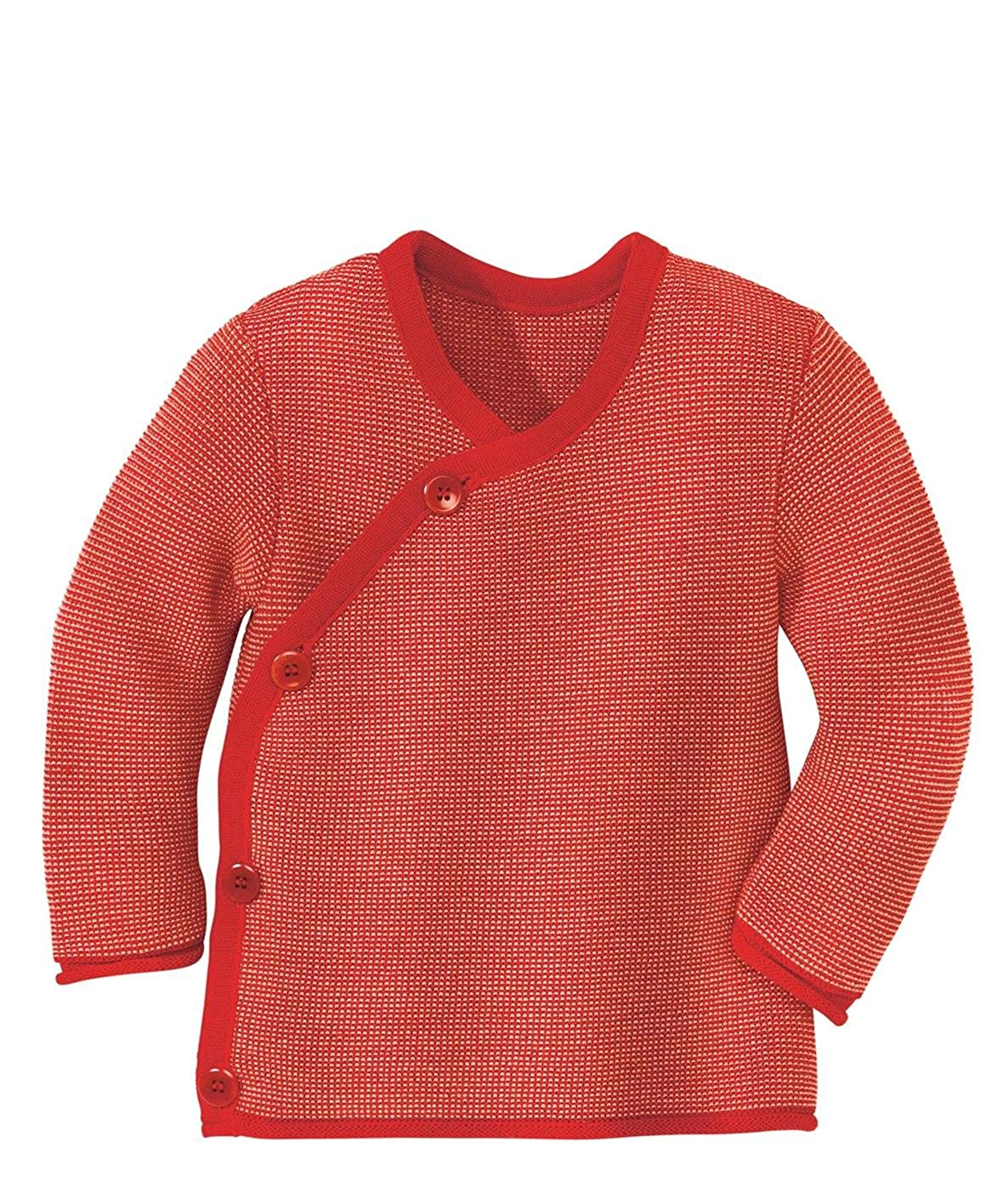 Disana - Melange Jacket, 100% Organic Merino Wool 325