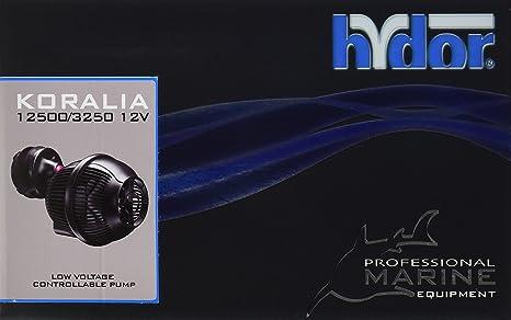 Amazon.com : Hydor Koralia 1550 Controllable DC Pump for Aquariums, 12V, 600-1550 GPH : Aquarium Water Pumps : Pet Supplies