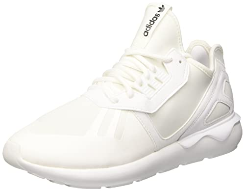 outlet store 568f3 9e183 adidas Tubular Runner, Scarpe Low-Top Uomo, Multicolore FtwwhtCblack, 40