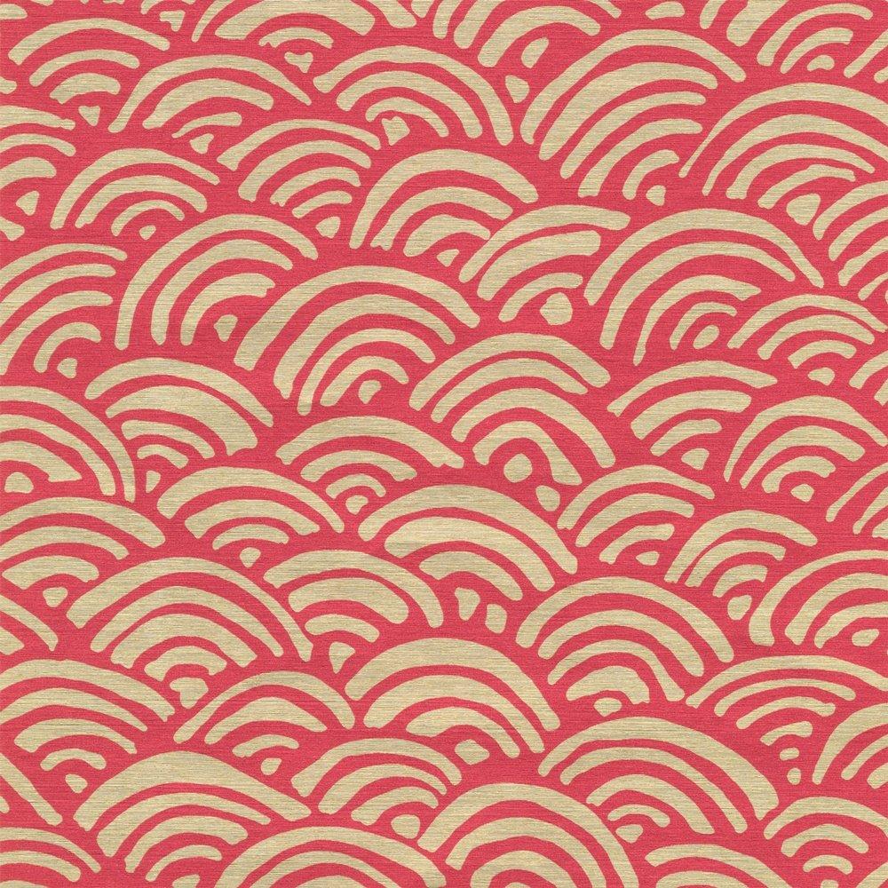 70/x 100/cm Lulus Rainbow Pearl Caspari cineserie Toile Carta per carta da regalo rotolo x 2/88052rsc a