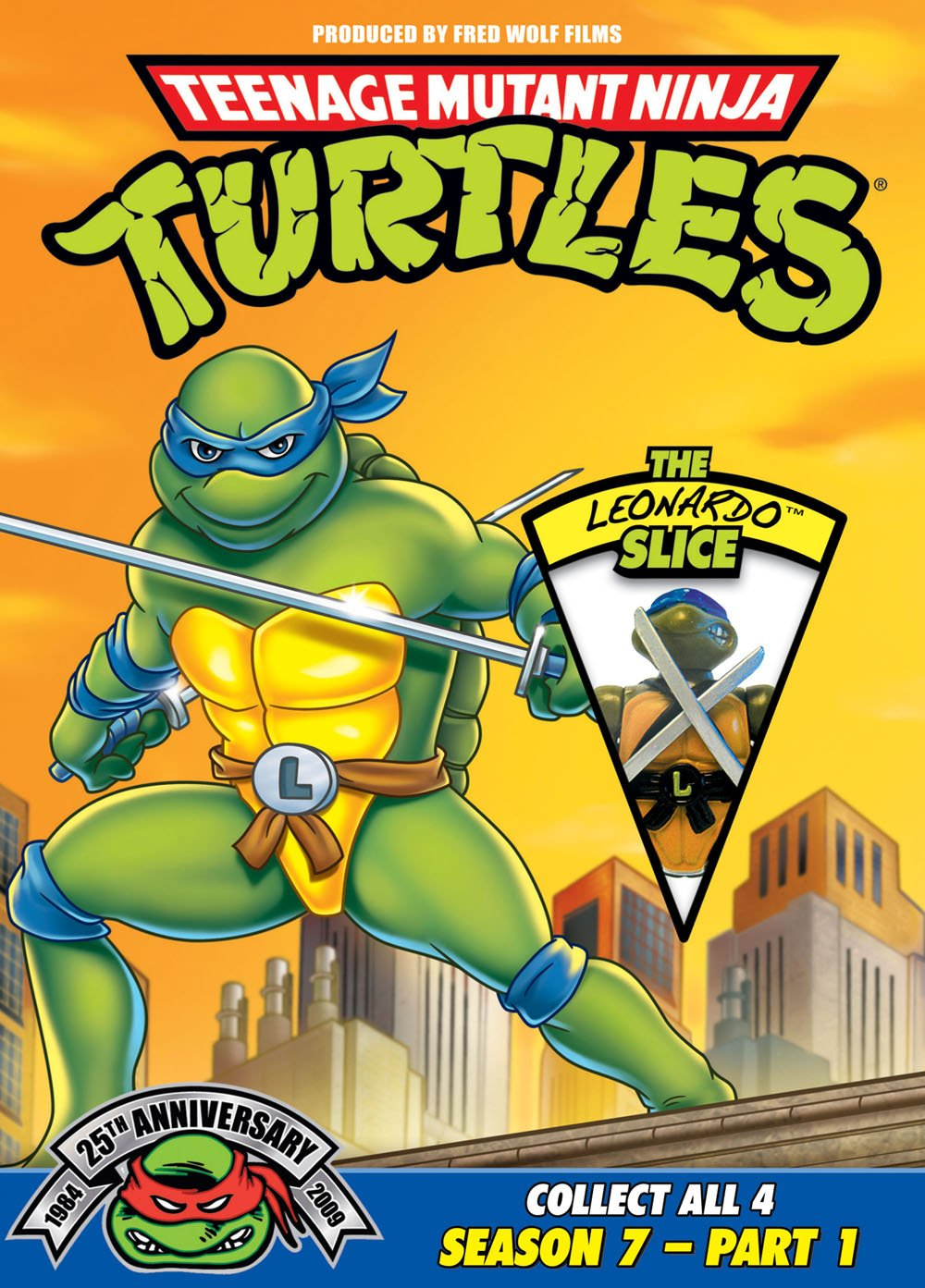 Amazon.com: Teenage Mutant Ninja Turtles: Season 7, Pt. 1 ...