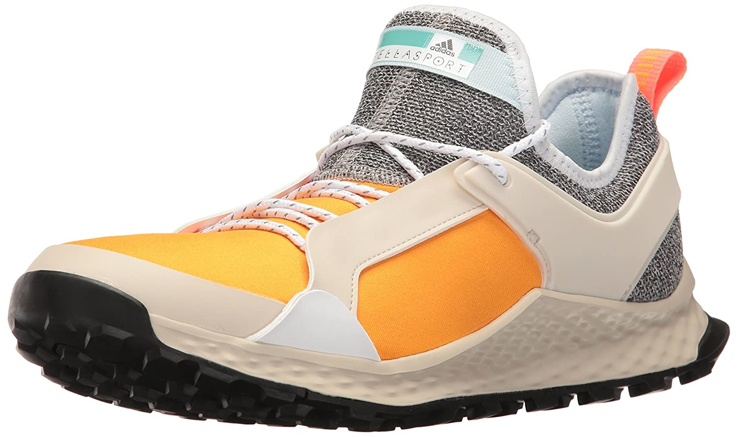 adidas Women's Aleki X Cross Tainer B01MRIMEU3 8.5 M US|Gold/Medium Grey Heather/Blue