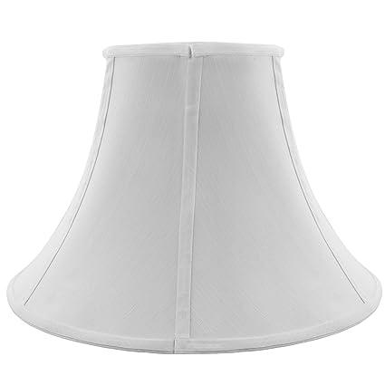 Amazon.com: TRIPLE TREE Bell Lamp Shade, Lampshade for Floor Lamp ...