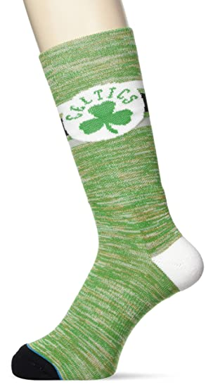 Stance Calcetines de Mezcla de la NBA Boston Celtics, Medium ...