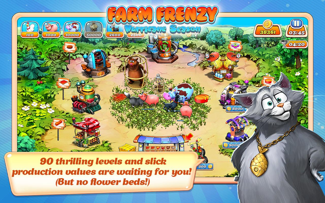 Farmerama: Игра веселая ферма для андроид