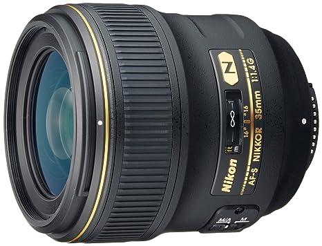 Review Nikon 35mm f1.4G AF-S