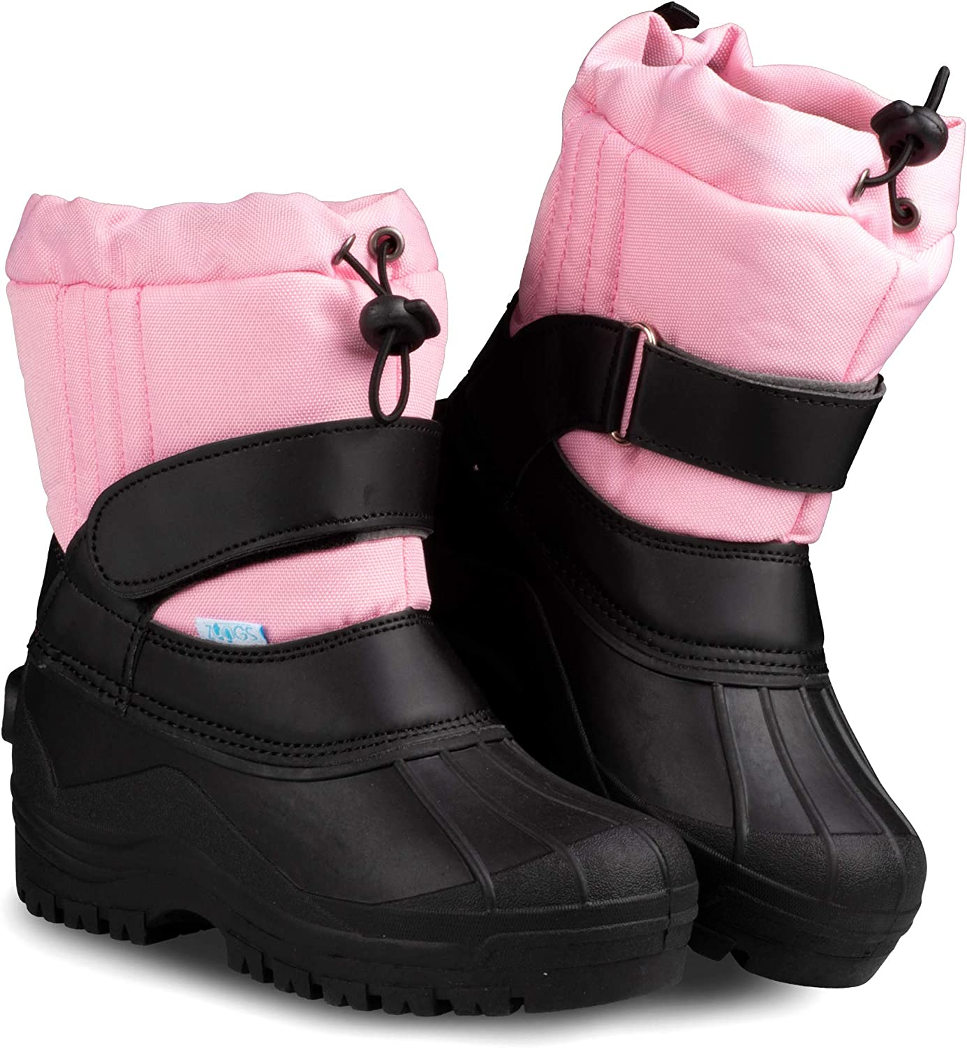 Amazon.com | ZOOGS Kids Snow Boots for Toddlers, Boys, and Girls | Snow  Boots