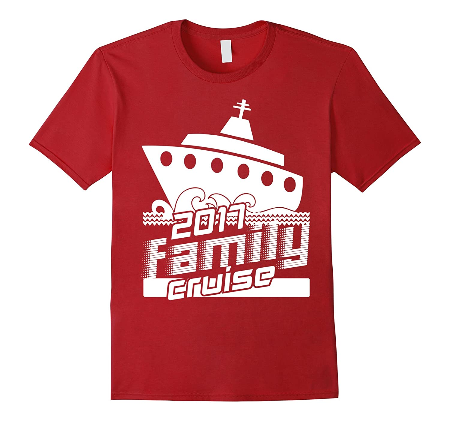 2017 Family Cruise Shirts Group Vacation Summer T Shirt-CD