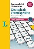 Langenscheidt Verbtabellen Deutsch: German Verb Tables: Verbformen Nachschlagen Und Trainieren