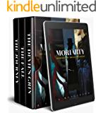 Moriarty: Anna Kronberg Mysteries Bundle