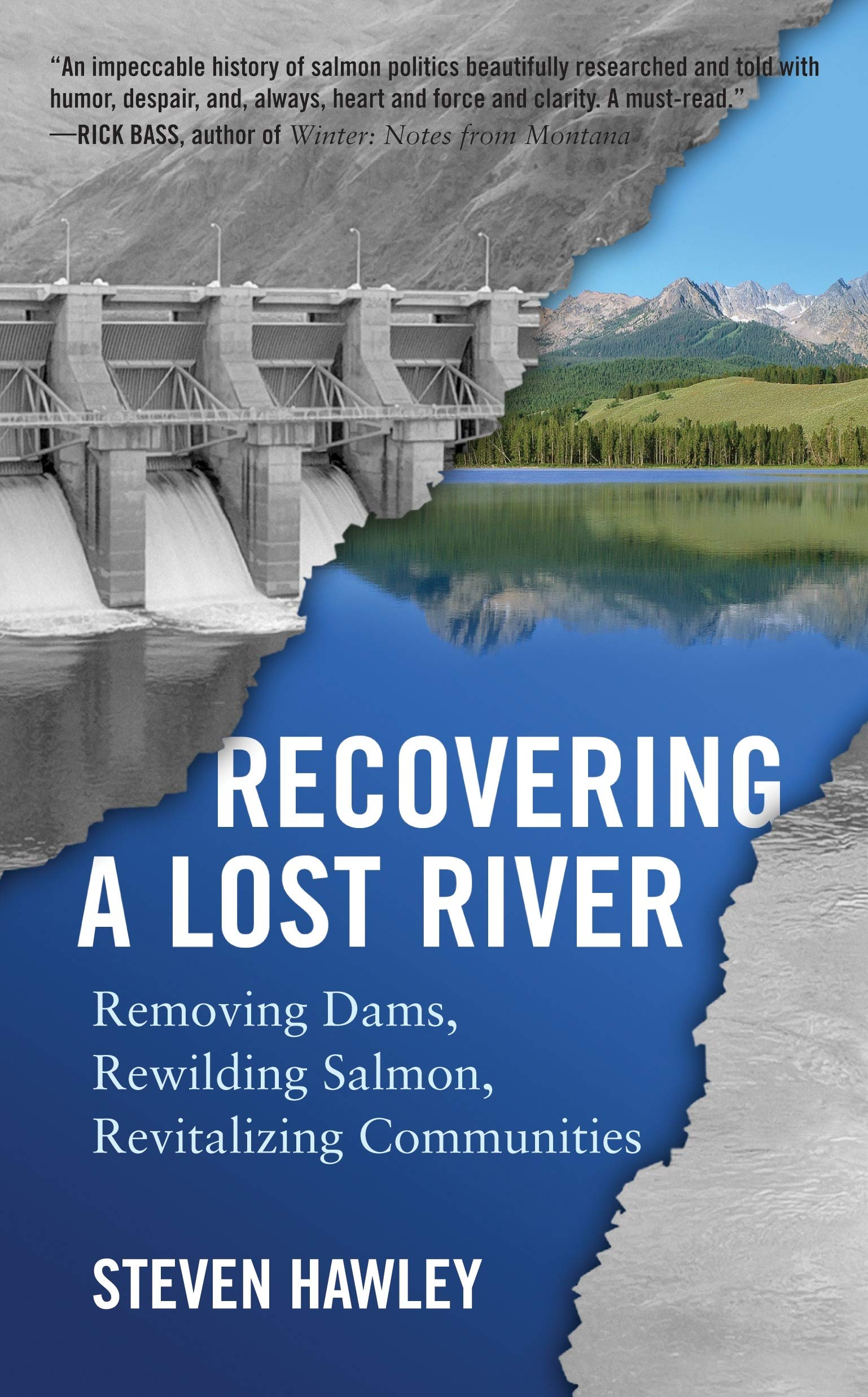 recovering a lost river hawley steven
