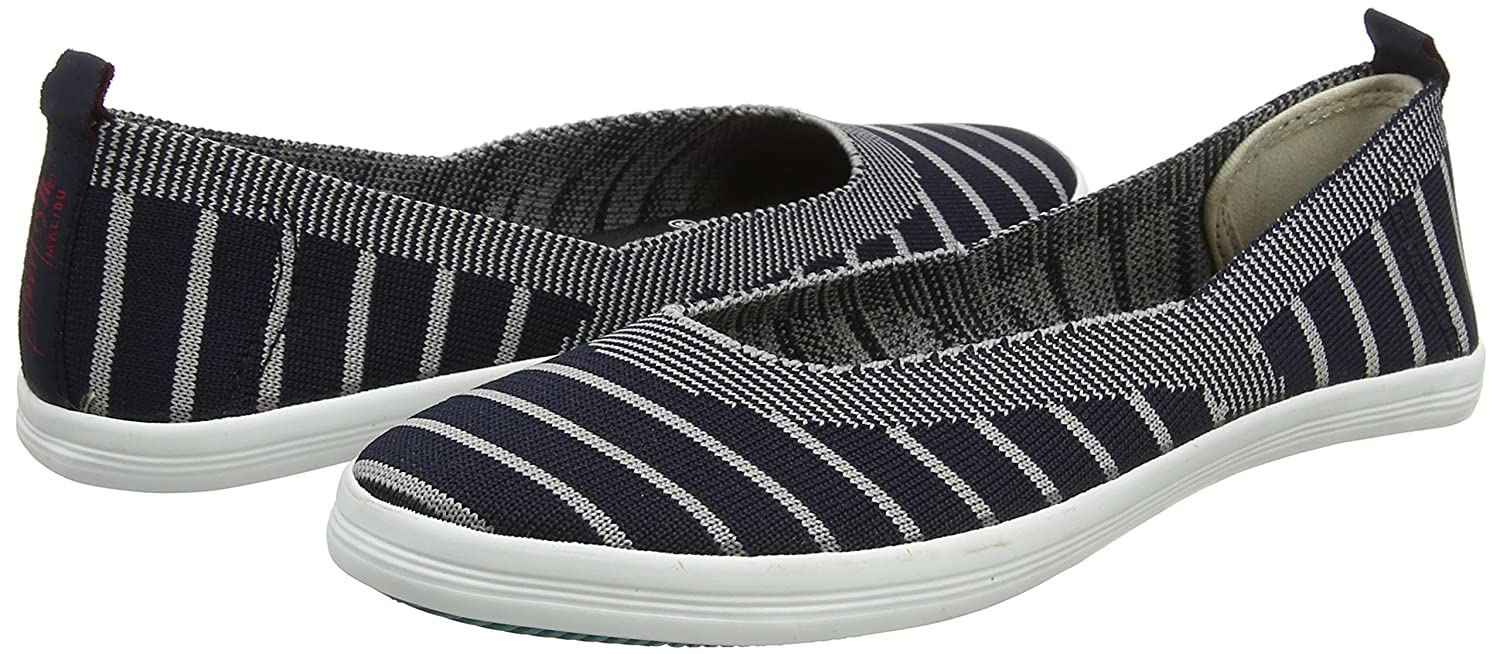 Blowfish Damen KO-Z Pumps, Blue (Navy French Seas), 40 EU