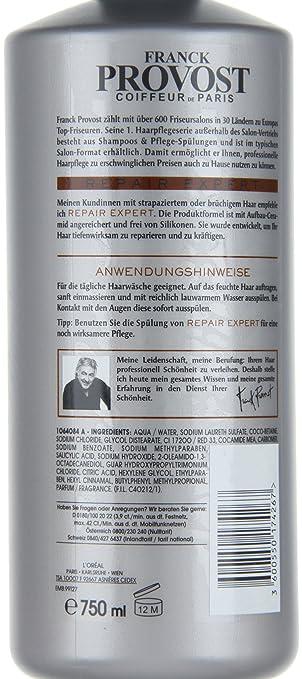Franck Provost Repair Expert Professionelles Repair Shampoo 2er