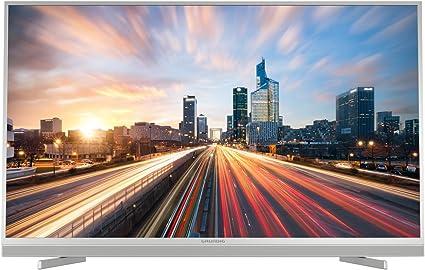 Grundig 55 VLX 8580 SL 140 cm (55 Pulgadas) TV (Ultra HD, sintonizador Triple, 3D, Smart TV) de Plata: Amazon.es: Electrónica