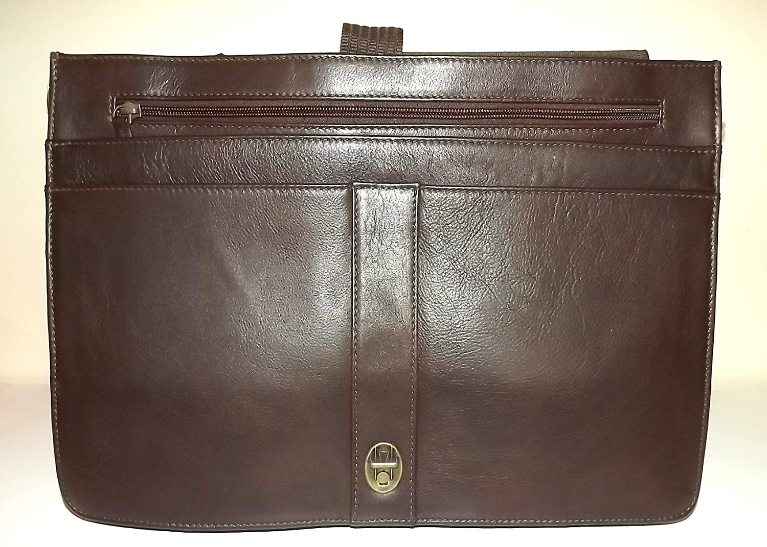 Scully Leather Two Gusset Leather Brief H462