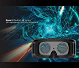 TechComm Moon Android 16GB 3D All-in-one VR Headset with Geo-gyroscope