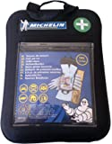 Michelin 92400 Botiquín según DIN 13164:2014, con medidas de primeros auxilios, estuche blando