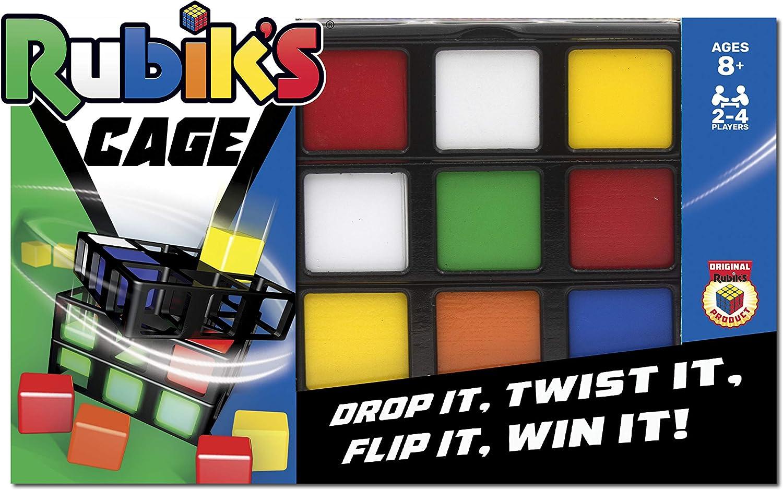 John Adams- Jaula de Rubik, Multicolor (10701): Amazon.es: Juguetes y juegos