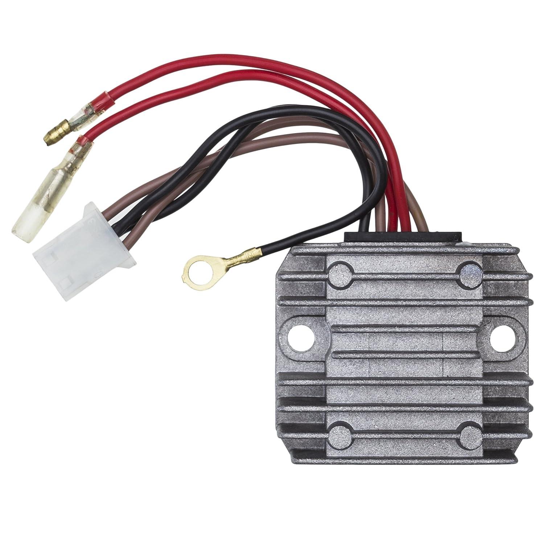amazon com voltage regulator kawasaki js 750 800 sx sxi oem  kawasaki 750 ebox wiring diagram