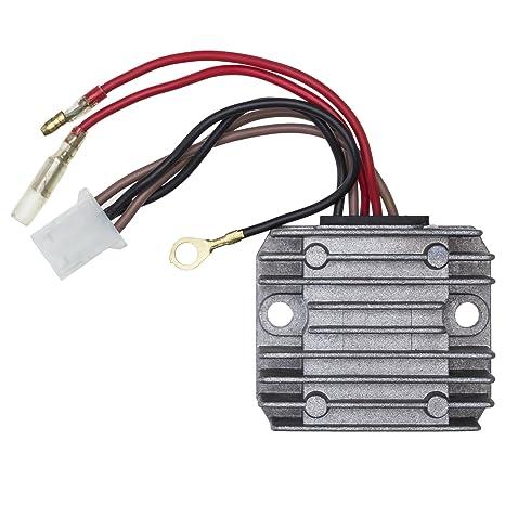 Amazon.com: Voltage Regulator Kawasaki JS 750 800 SX SXI OEM ... on