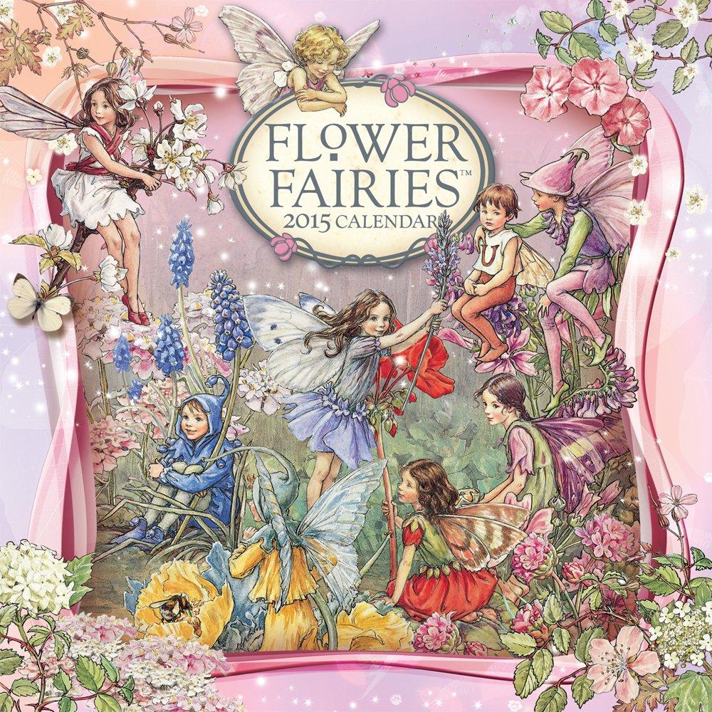 65358d49849 2015 Flower Fairies Wall Calendar Calendar Ink  9781620213001 ...