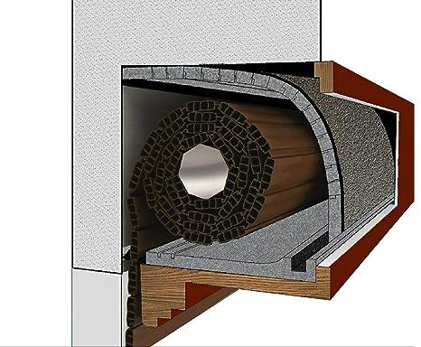 Stop a las corrientes de aire - KIT de1metro de aislamiento térmico
