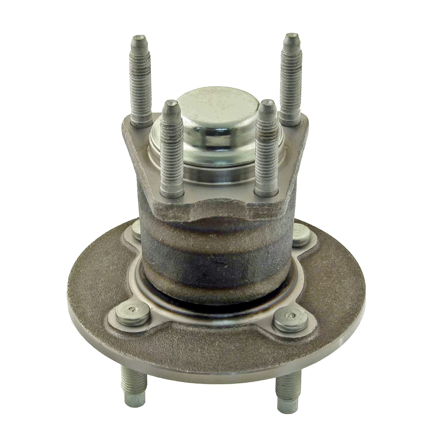 ACDelco 512248 Advantage Rear Wheel Hub and Bearing Assembly with Wheel Studs