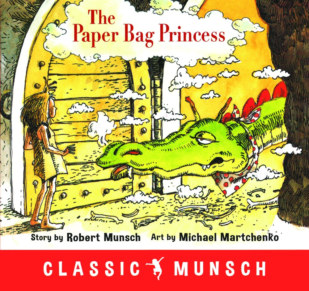 The Paper Bag Princess (Turtleback School & Library Binding Edition) (Classic Munsch) pdf