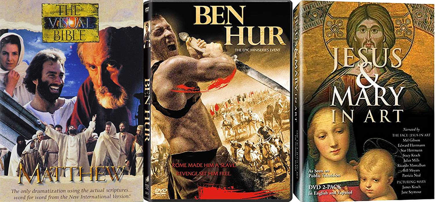 Amazon com: The Bible in Film and Art - Ben Hur: The Epic