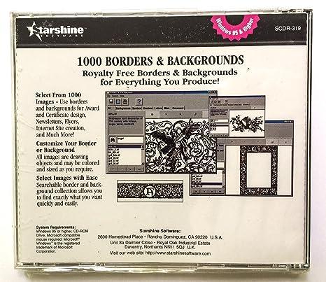 Workbook customizable handwriting worksheets : Amazon.com: 1000 Borders and Backgrounds