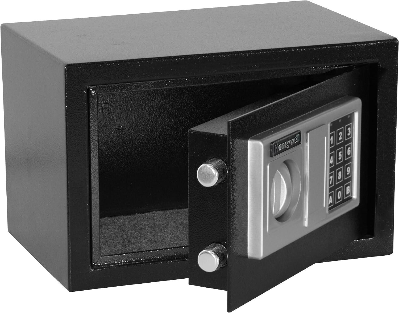 Honeywell Safes & Door Locks 5301DOJ Steel Security Safe with Digital Lock.28 Cubic ft, Black: Home Improvement