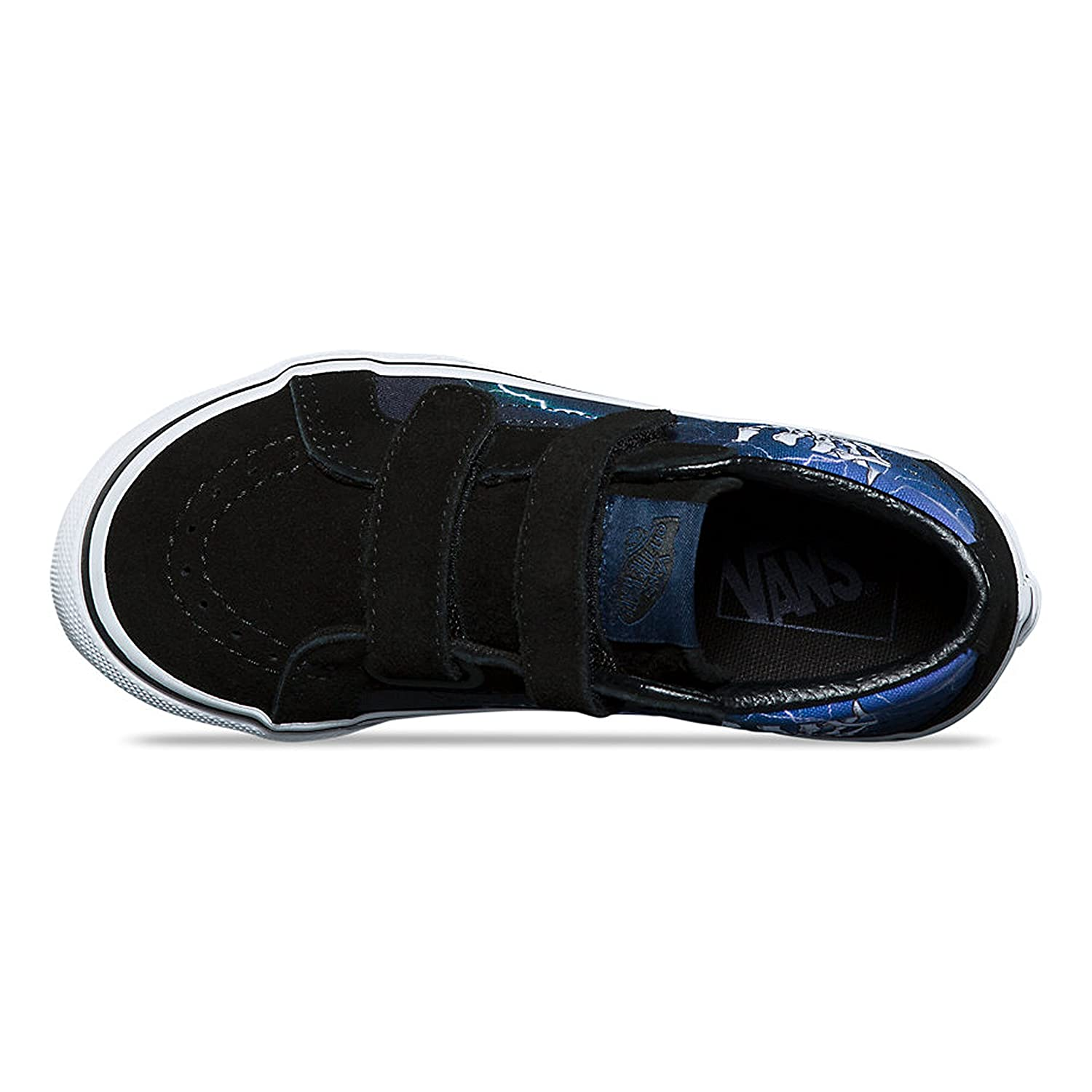 f071bc0e35 Vans Kids Rocker Bones Lightning Black SK8-Mid Reissue V VN0A346YQ8A Kid s  Size 13  Amazon.co.uk  Shoes   Bags