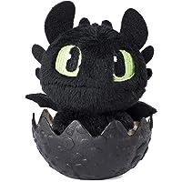 Entrenando A Tu Dragon Peluche Dragón con Huevito Bebé Chimuelo Plush