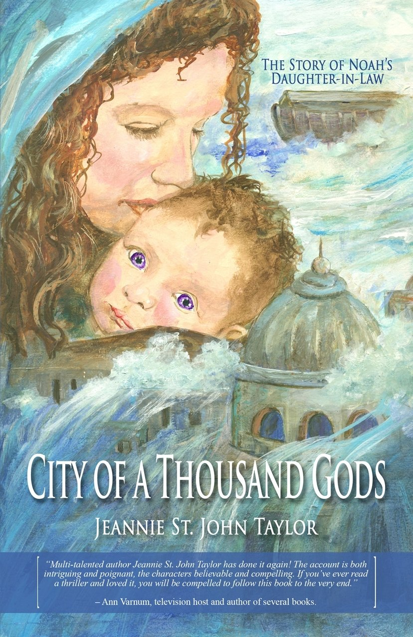 City of a Thousand Gods: The Story of Noah's Daughter-in-Law (Studies in Christian History and Thought) PDF
