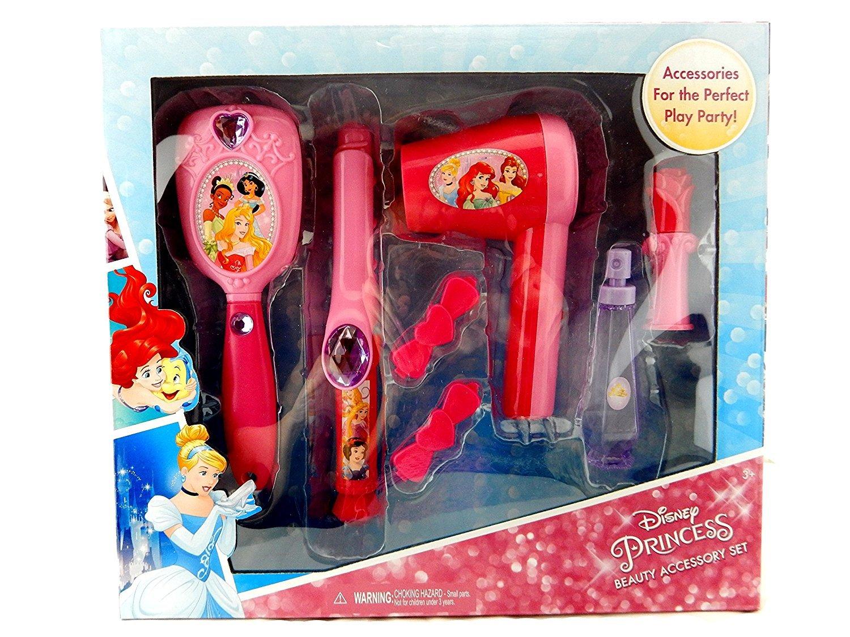 Disney Princess Beauty Hair Accessory Set