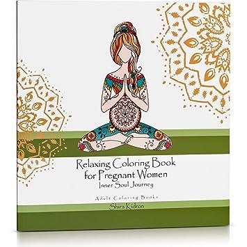 Para colorear libros para la madre embarazada y los que quieren para ...