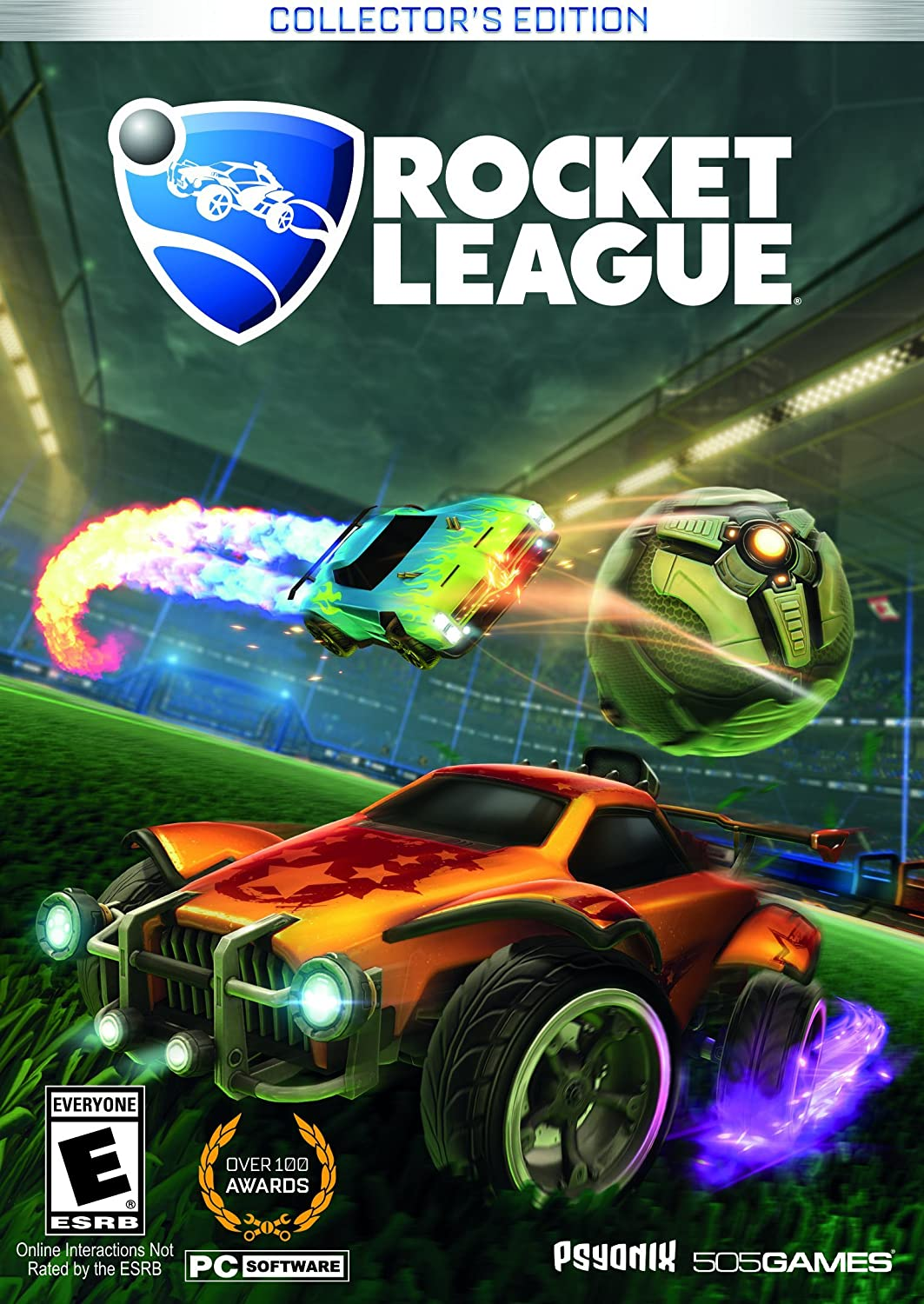 Buy Rocket League: Collector's Edition - PC Online at Low