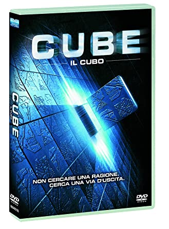 Cube Il Cubo 1997 iTALiAN HDRip 720p x264 MP4-L3g3nD Torrent